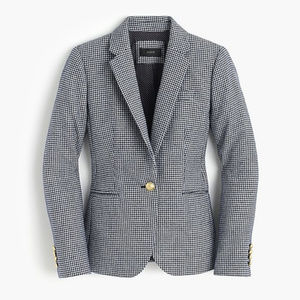J. Crew Campbell Blazer in Houndstooth